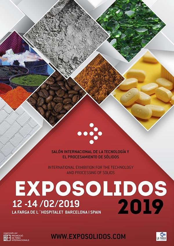 ITALVIBRAS Iberica a EXPOSOLIDOS 2019